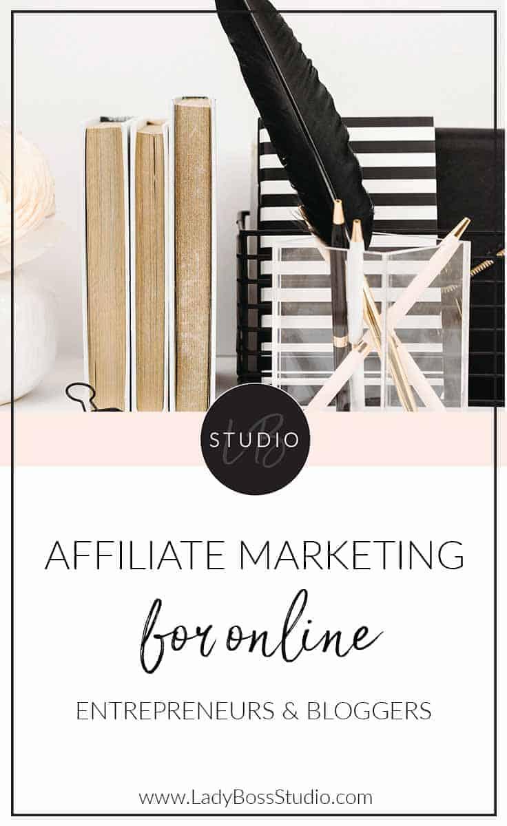 Affiliate Marketing for Online Entrepreneurs and Bloggers