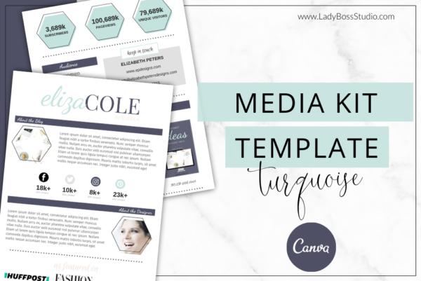 Turquoise Media Kit Feature Image