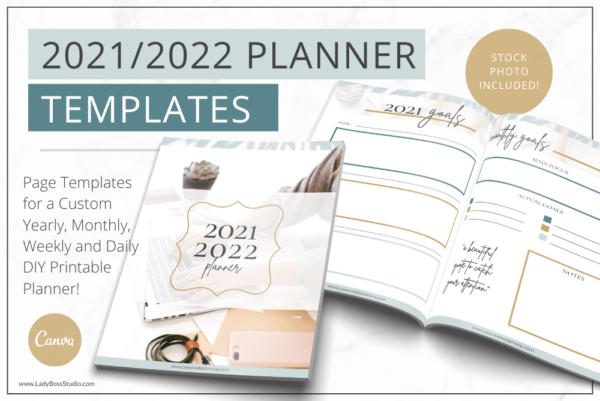 Nurtured Life Planner Feature Image