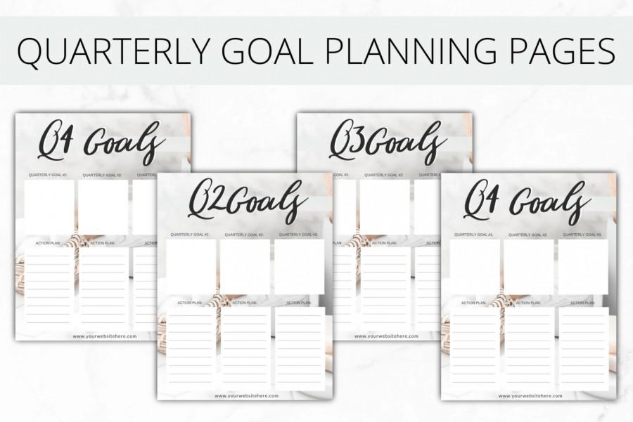 Nurtured Life Planner Templates
