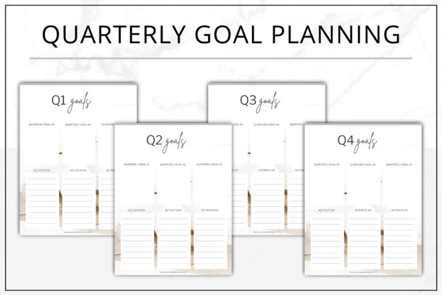 Nurtured Life Planner