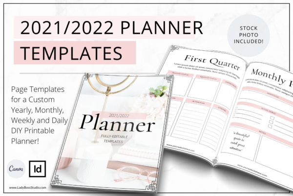Blush Planner Feature Image