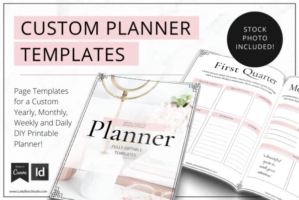 Blush Planner