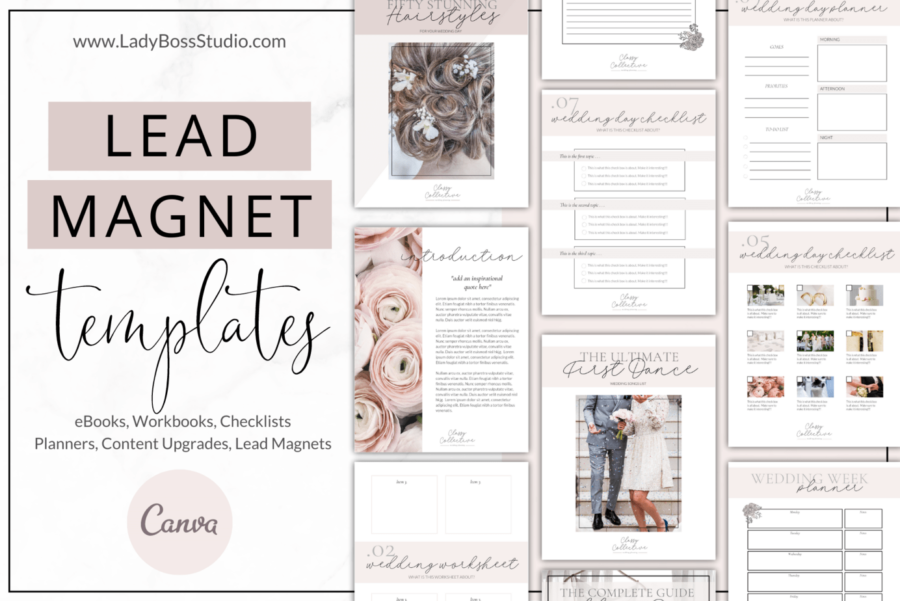 Classy Lead Magnet Template