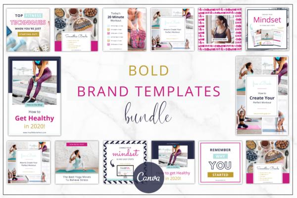 Bold Brand Bundle Feature Image