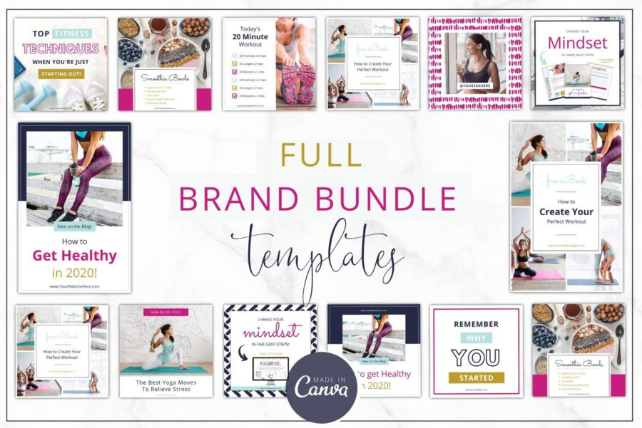 Bold Branding Bundle