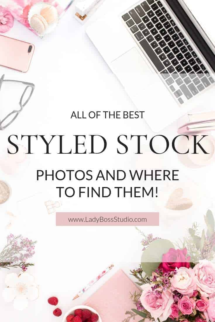 The Best Styled Stock Photos for Your Online Business