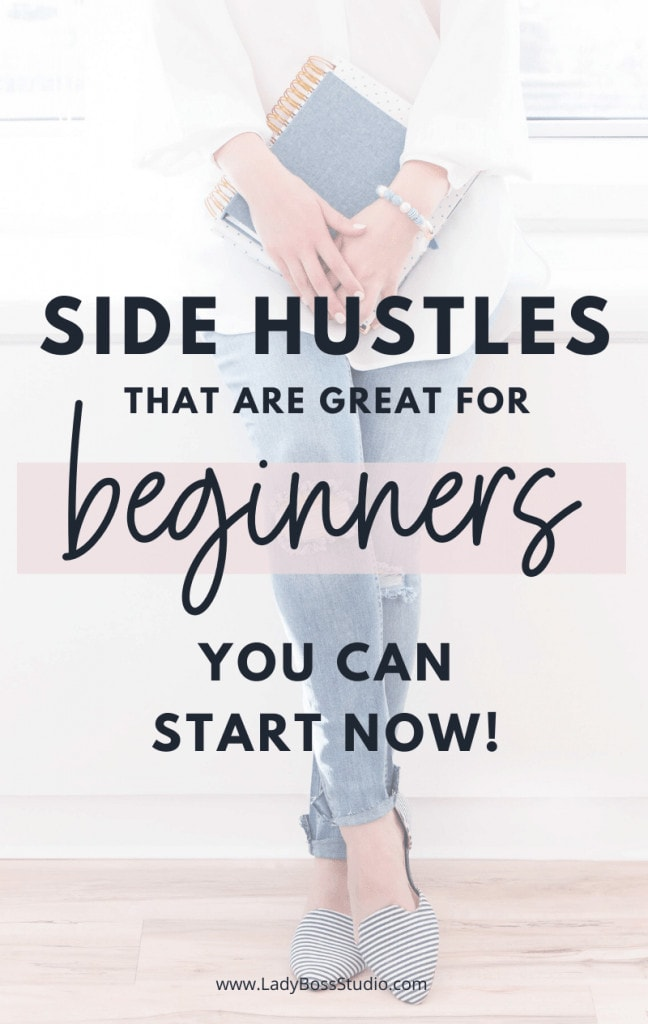 The Best Side Hustles that actually make money! Start Your Side Hustle like a Pro in 2020! Picking the right side hustle is important so you don't waste your time. From Starting a Blog, to becoming a virtual Assistant to creating passive income, we've got you covered. Don't lose time and money on the wrong online business side hustle, read our blog post for beginners today! #sidehustle #sidehustles #blogtips #onlinebusiness