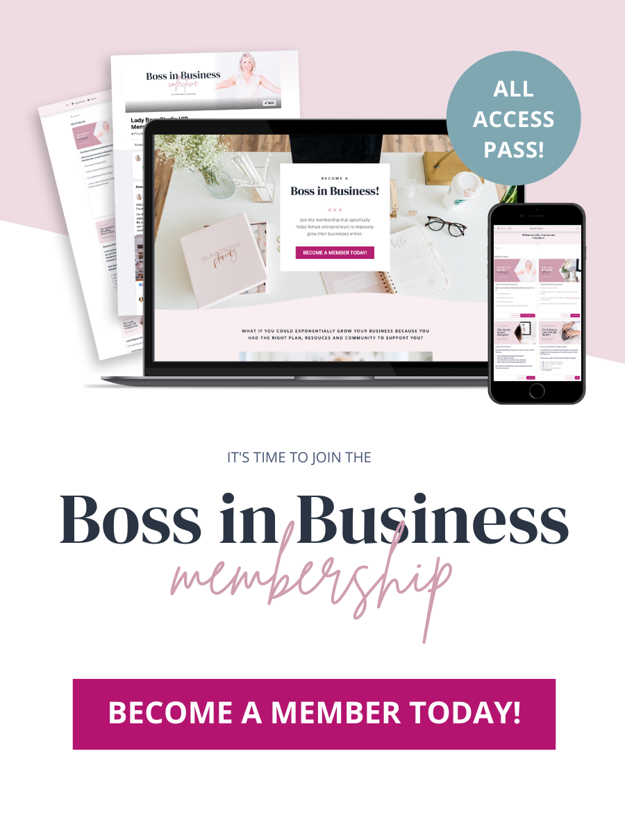 Join the Boss in Business Membership (1)