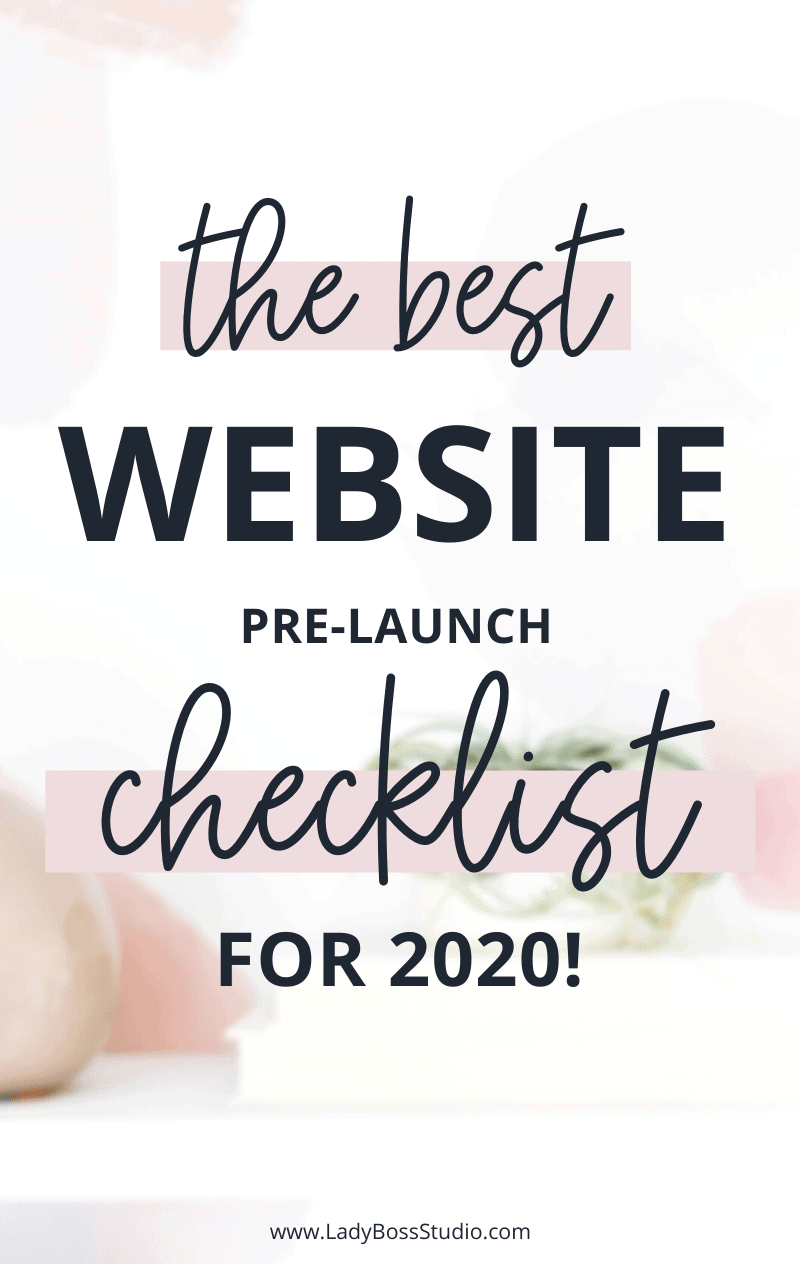 Website Pre-Launch Checklist (8)