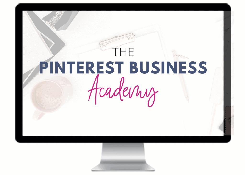 Pinterest Business Academy