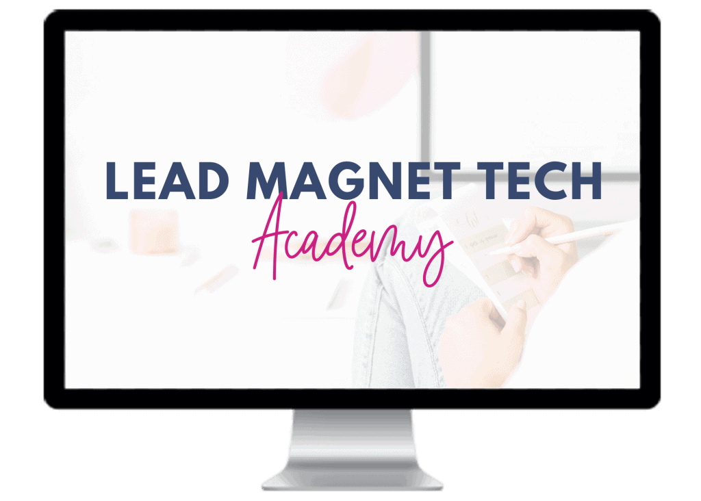 Lead Magnet Tech Academy