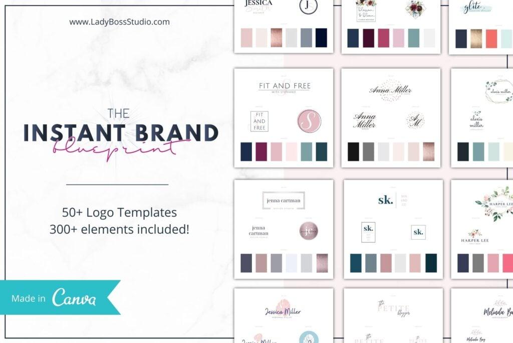Instant Brand Blueprint