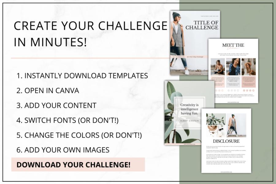 Uptown Challenge Pack