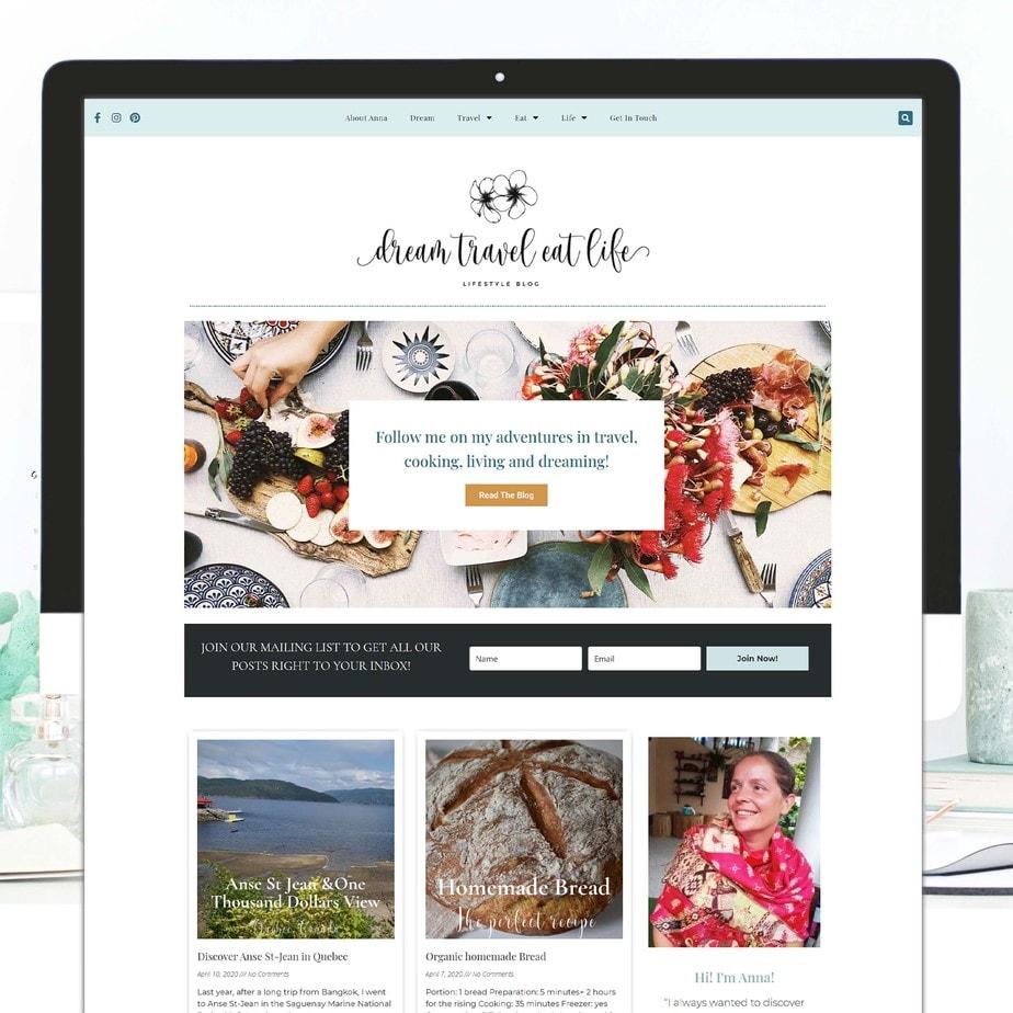 Dream Travel Eat Life Blog