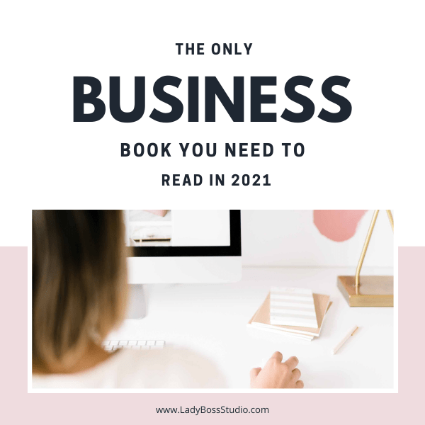 The Only Business Book You Need to Read