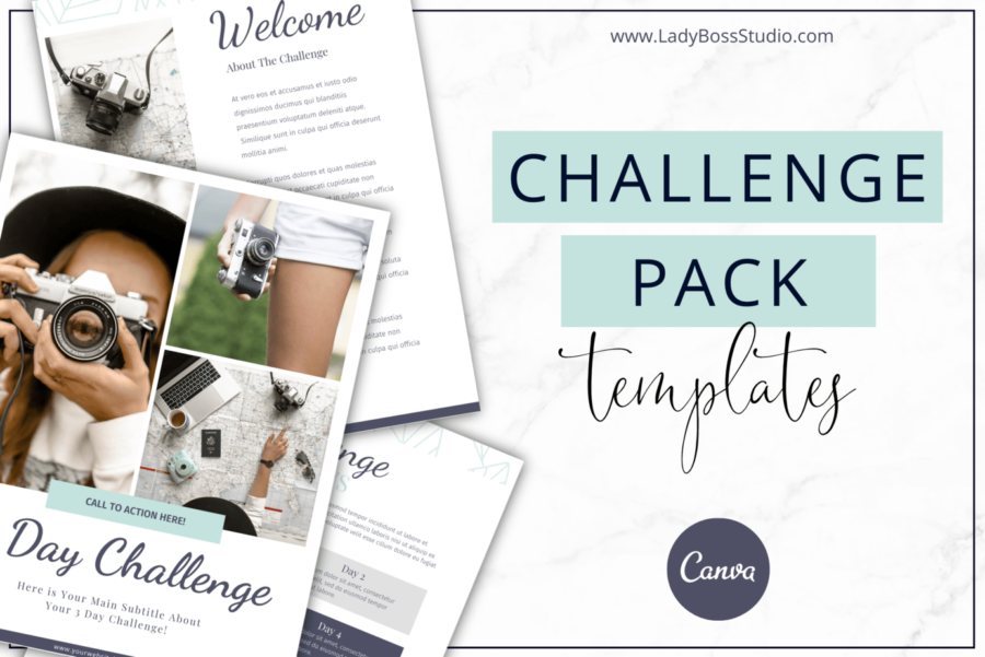 Turquoise Challenge Pack1