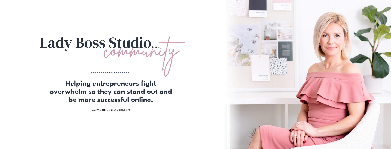 Lady Boss Studio Facebook Community