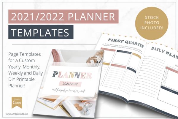 Vintage Planner Feature Image