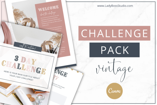 Vintage Challenge Pack Feature Image