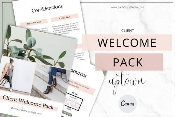 Uptown Client Welcome Pack Feature Image