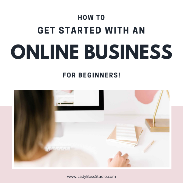 Online Business For Beginners Blog Feature Image